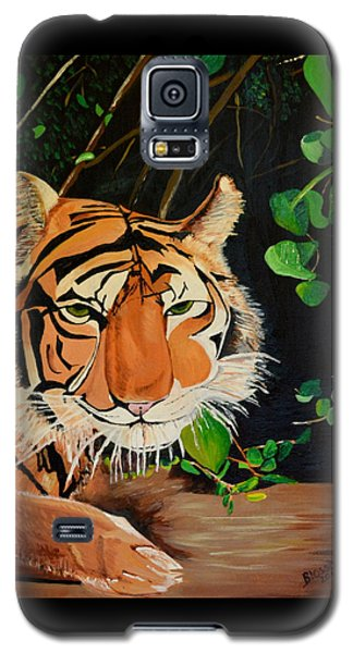 On The Prowl Galaxy S5 Case by Donna Blossom