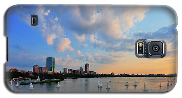 On The River Galaxy S5 Case by Rick Berk