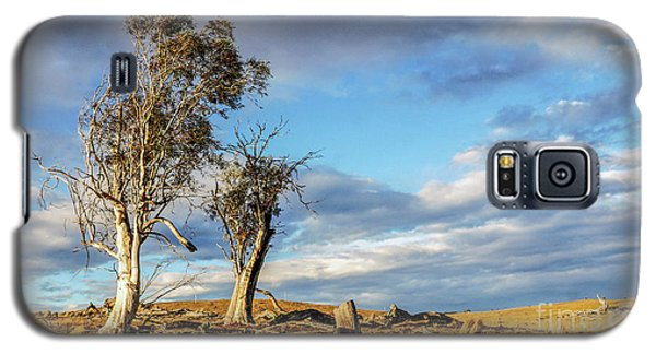 On The Road To Cooma Galaxy S5 Case