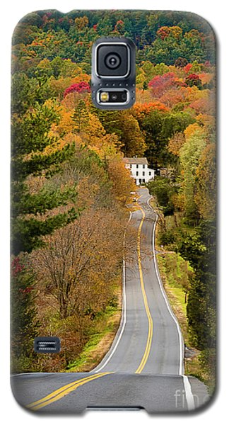 On The Road To New Paltz Galaxy S5 Case