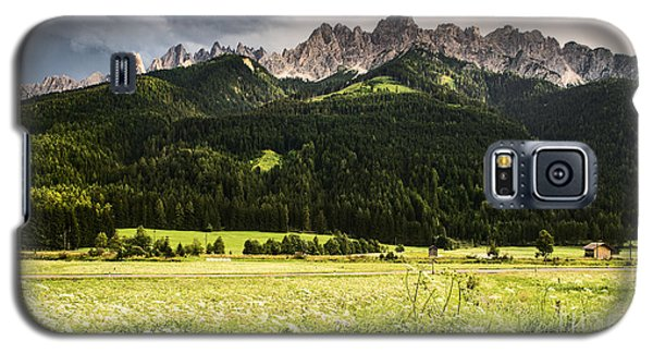 Galaxy S5 Case featuring the photograph On The Road by Yuri Santin