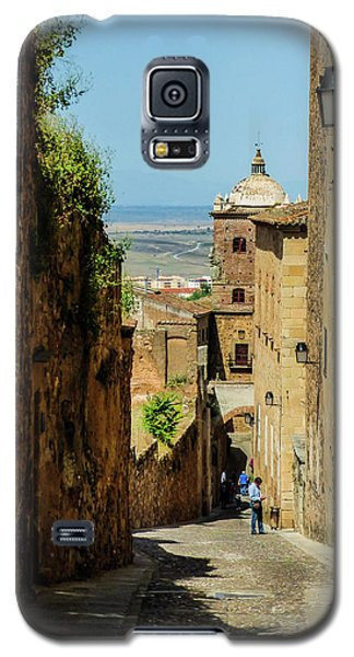 On The Streets Of Caceres Galaxy S5 Case