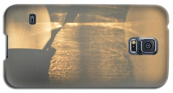 On The Wall  Galaxy S5 Case by Lyle Crump