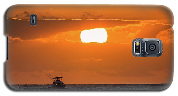 On The Water Galaxy S5 Case