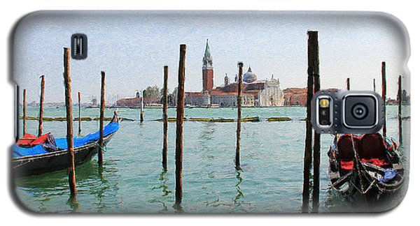 On The Waterfront Galaxy S5 Case