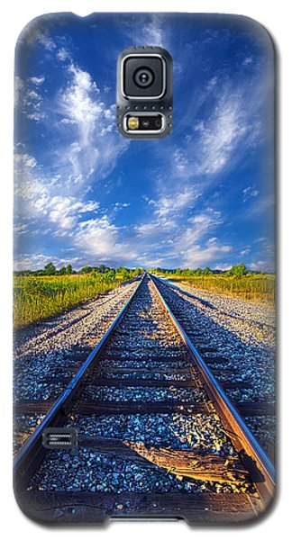 On The Way Galaxy S5 Case