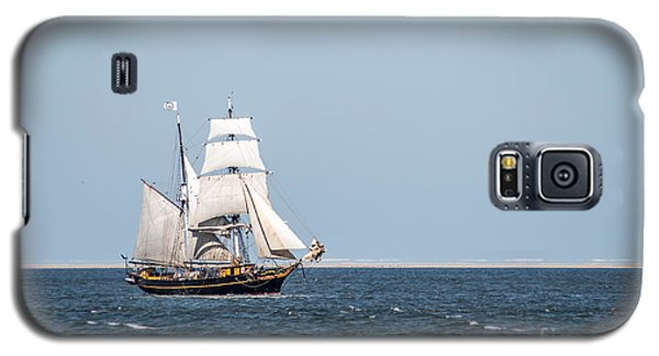 on the way to Texel Galaxy S5 Case by Hannes Cmarits