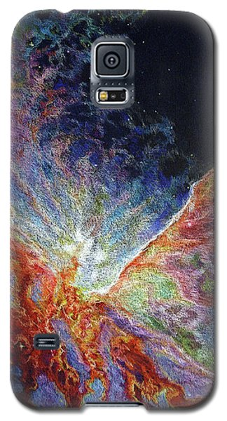 On The Wings Of A Dove Galaxy S5 Case