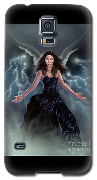 On The Wings Of The Storm Galaxy S5 Case