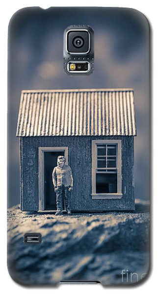 Galaxy S5 Case featuring the photograph On Top Of Old Smokey by Edward Fielding