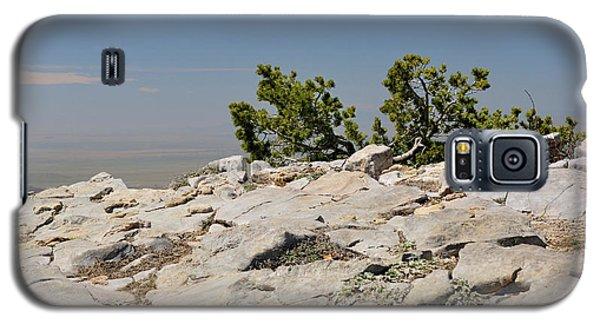 On Top Of Sandia Mountain Galaxy S5 Case