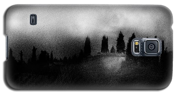 On Top Of The Hill Galaxy S5 Case