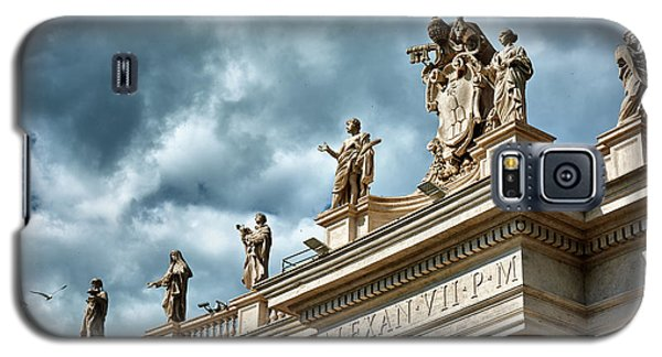 On Top Of The Tuscan Colonnades Galaxy S5 Case