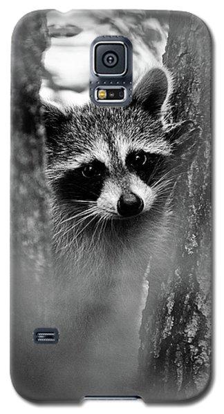 On Watch - Bw Galaxy S5 Case