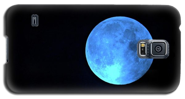 Once In A Blue Moon Galaxy S5 Case
