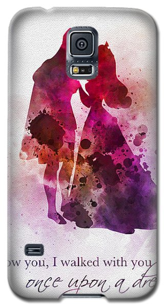 Once Upon A Dream Galaxy S5 Case