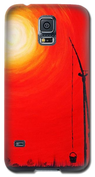 Once Upon A Time...  Galaxy S5 Case by AmaS Art