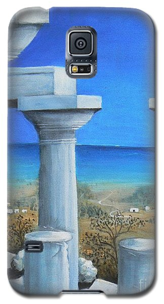 Once Upon A Time In Greece Galaxy S5 Case