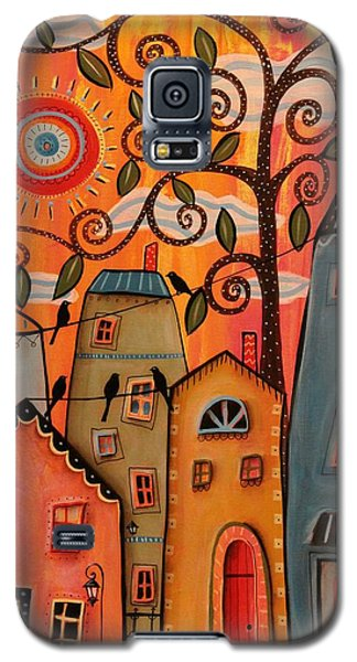 Blackbird Galaxy S5 Case - One Afternoon by Karla Gerard