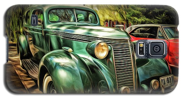 One Cool 1937 Studebaker Sedan Galaxy S5 Case