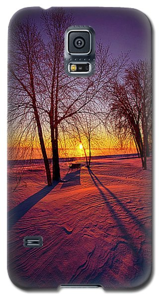 Galaxy S5 Case featuring the photograph One Day Closer by Phil Koch