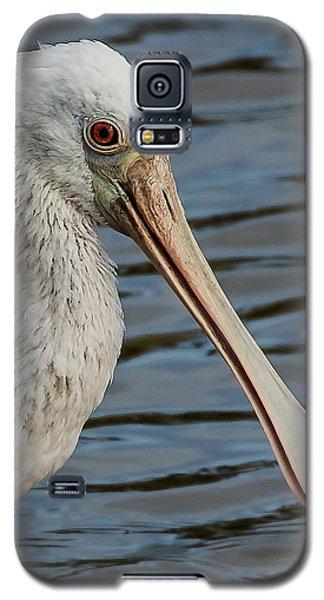 One Drop Closeup Galaxy S5 Case