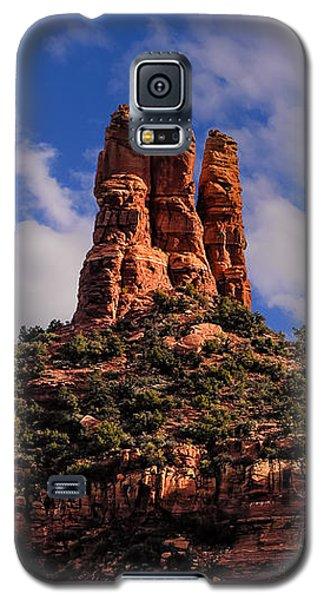 One Finger Shy Galaxy S5 Case