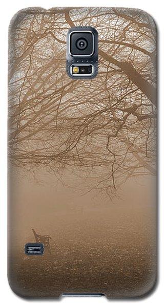 One Foggy Morning Galaxy S5 Case