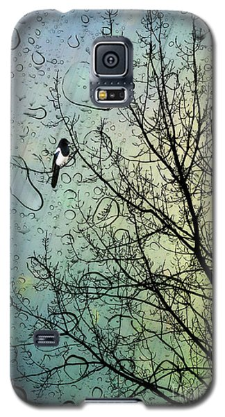 One For Sorrow Galaxy S5 Case by John Edwards