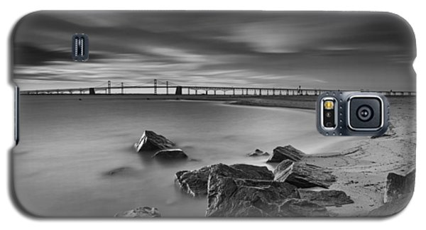 Galaxy S5 Case featuring the photograph One For The Road by Edward Kreis