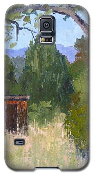 One Holer Galaxy S5 Case