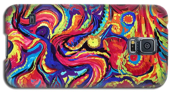 Birth Galaxy S5 Case by Marina Petro