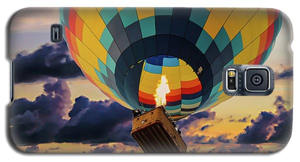One Morning In Napa Valley Galaxy S5 Case