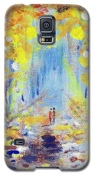 One On One Galaxy S5 Case by Raymond Doward