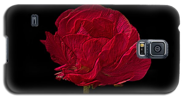 One Red Flower Tee Shirt Galaxy S5 Case