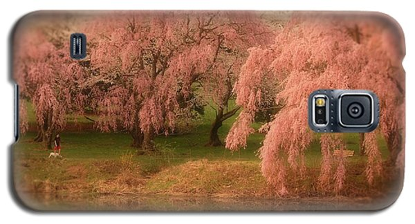 One Spring Day - Holmdel Park Galaxy S5 Case