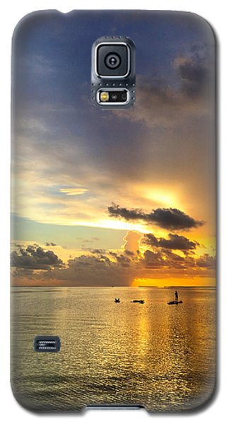 Galaxy S5 Case featuring the photograph One Summer Night... by Melanie Moraga