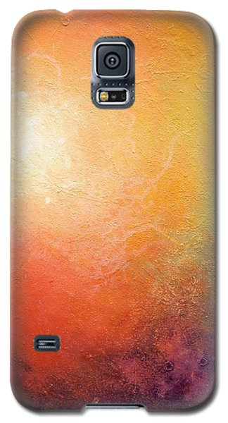 One Verse - Triptych 2 Of 3 Galaxy S5 Case