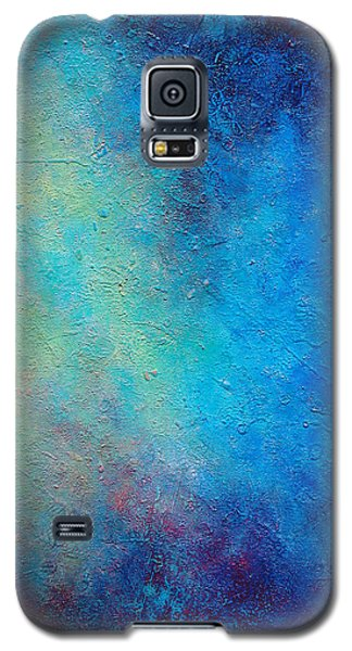 One Verse - Triptych 3 Of 3 Galaxy S5 Case