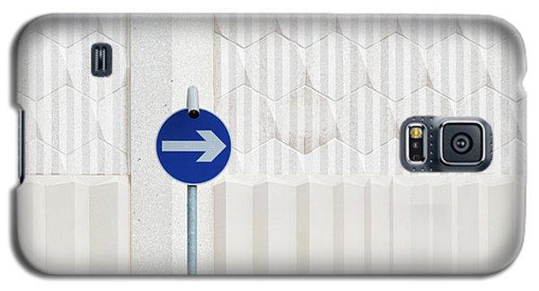 One Way 2 Galaxy S5 Case