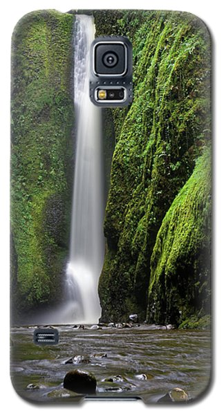 Galaxy S5 Case featuring the photograph Oneonta Portrait by Jonathan Davison
