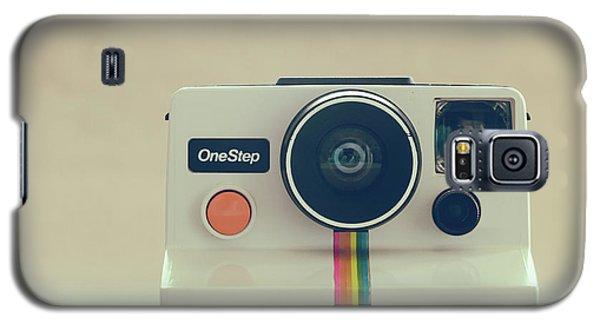 Galaxy S5 Case featuring the photograph Onestep Polaroid by Ana V Ramirez
