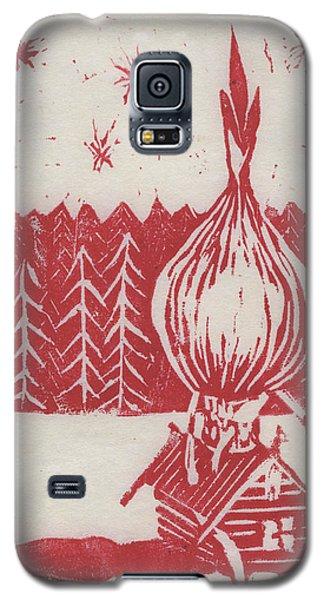 Onion Dome Galaxy S5 Case by Alla Parsons