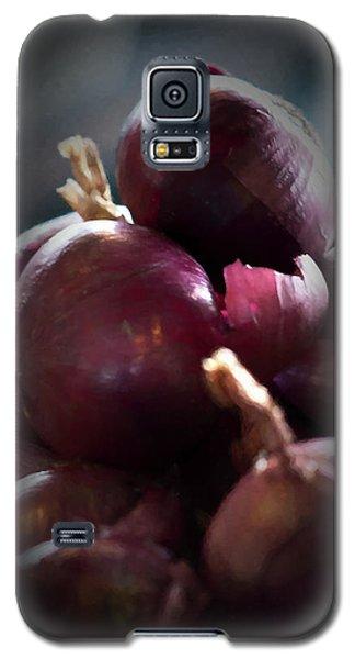 Onions 1 Galaxy S5 Case by Travis Burgess