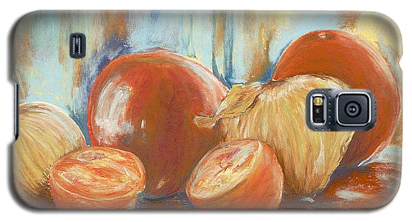 Onions And Tomatoes Galaxy S5 Case by AnnaJo Vahle