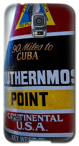 Only 90 Miles To Cuba Galaxy S5 Case