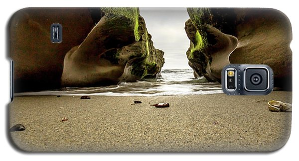 Only At Low Tide Galaxy S5 Case