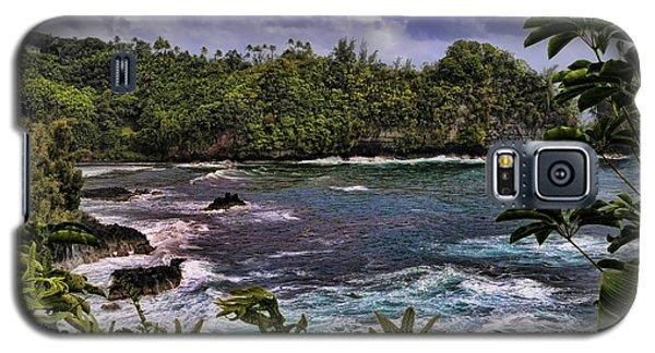 Onomea Bay Hawaii Galaxy S5 Case