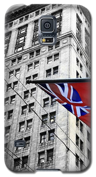 Ontario Flag Galaxy S5 Case by Valentino Visentini