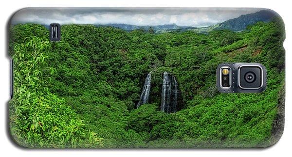 Opaeka Falls Galaxy S5 Case